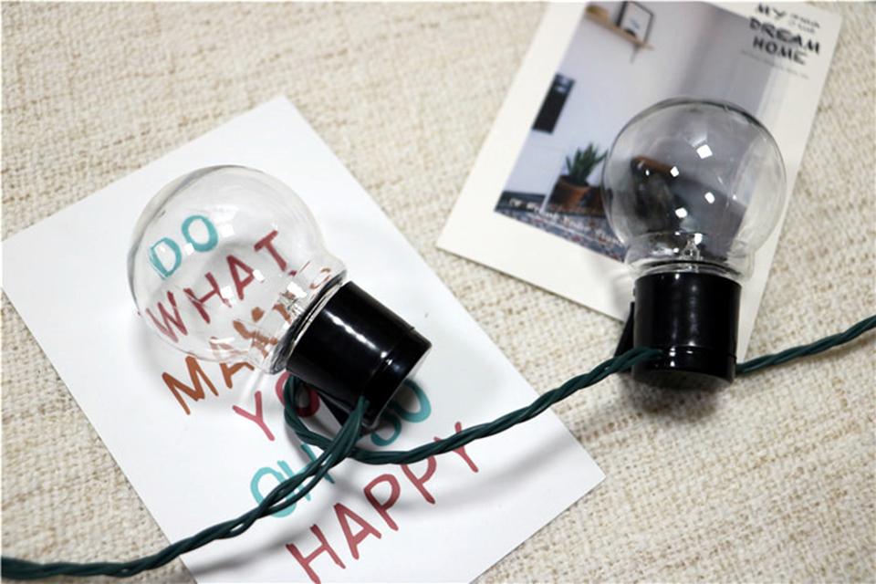 holiday string bulb (8)