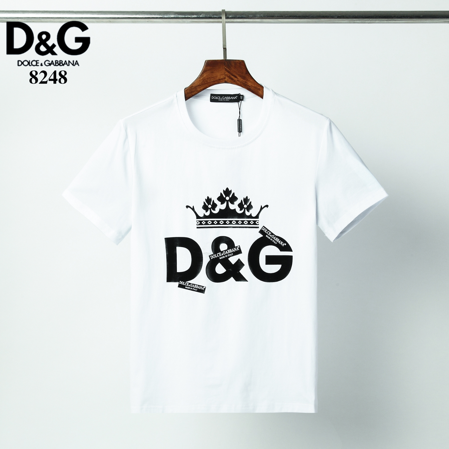New Original Design Men And Women T Shirt Short Sleeves And Round Neck Pure Cotton T Shirt