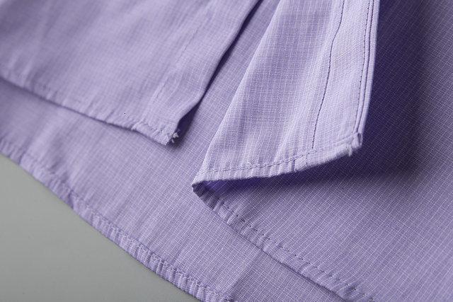 fet22 2019 Spring New Summer Long Sleeves Top Quality Man Time Cotton Blend Leisure Shirt men shirts 0902