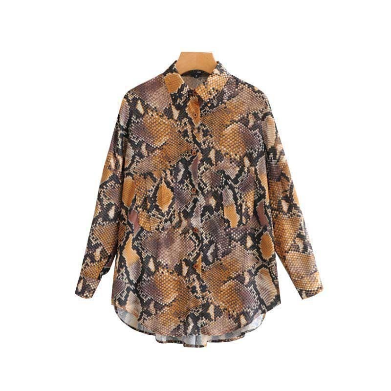 Vadim-stylish-snake-print-loose-blouse-oversized-long-sleeve-turn-down-collar-shirts-female-casual-pleated