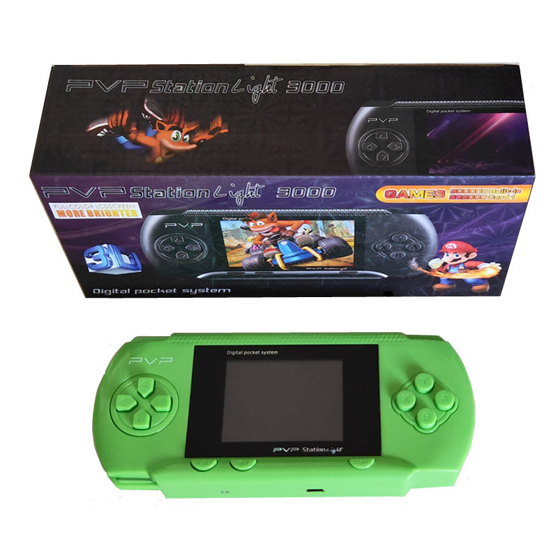 Mini Portable Game Player PVP3000 8 Bit 999999 In 1 Support FC PXP PMP Radio TV Out Cheap Psps Computer Consoles From Best_price2018, $10.36| DHgate.Com