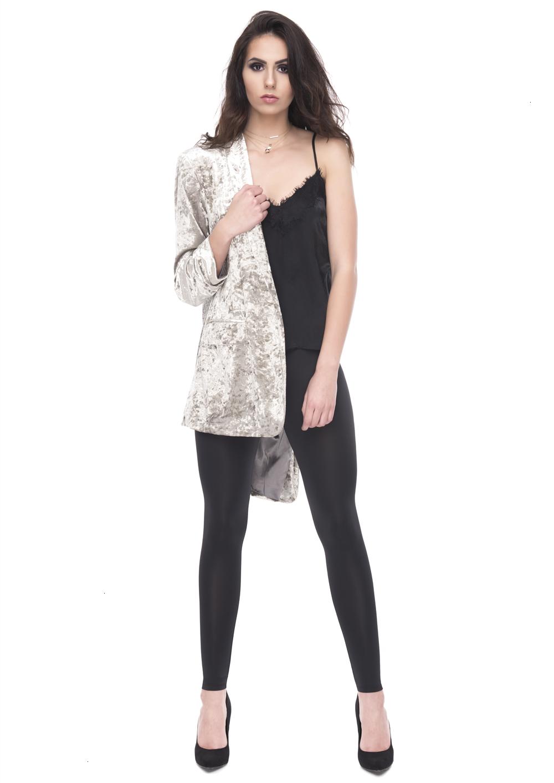 lgb00002 pure basic leggings Black FASHION (2)