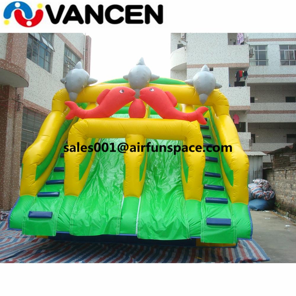 inflatable slide 29