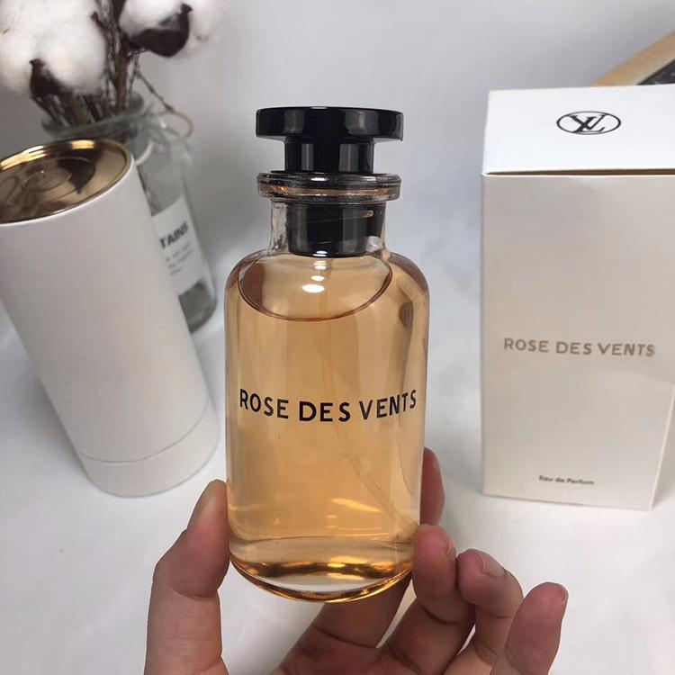 Mile Parfum classique Lady Français moi Rose Feux Contre des vents Apogee 100 ml EDP Saveur haute Quaity multiplée Livraison rapide