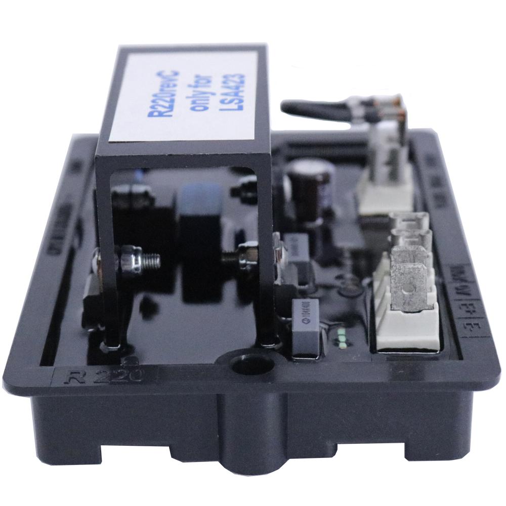 Nouveau R220 Remplacé Leroy Somer AVR automatiques R220 régulateurs de tension pour LSA423