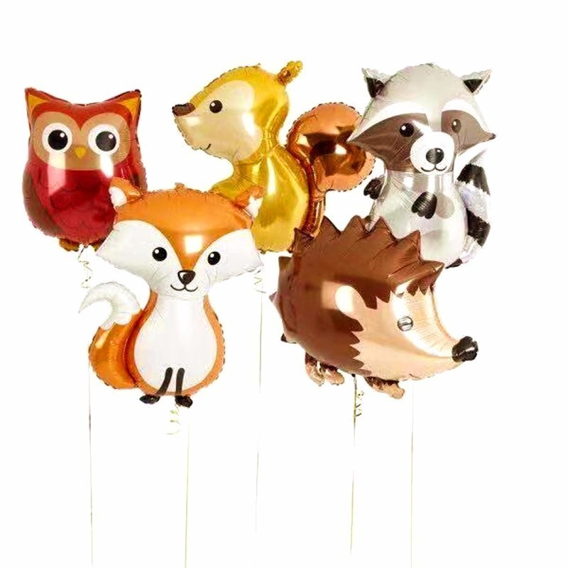 1pc-Large-Animal-Balloons-Raccoon-And-Fox-Helium-Ballon-Happy-Birthday-Jungle-Party-Decorations-Kids-BabyShower (1)