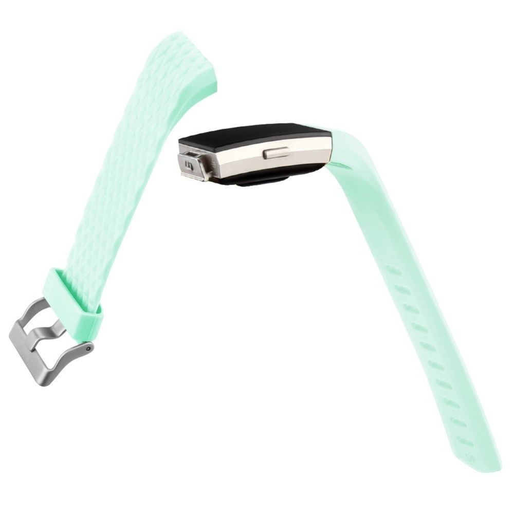 For Fitbit Charge 2 Wrist Straps Wristbands Replacement Accessory Watch Band For Fitbit Charge 2 Green Color Small Large