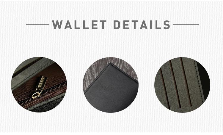 men wallet leather