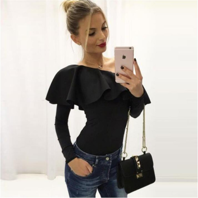 2016-New-Sexy-Slash-Neck-Body-Blouse-Shirt-Women-Bodycon-Long-Sleeve-Sexy-Rompers-Blouses-Slim