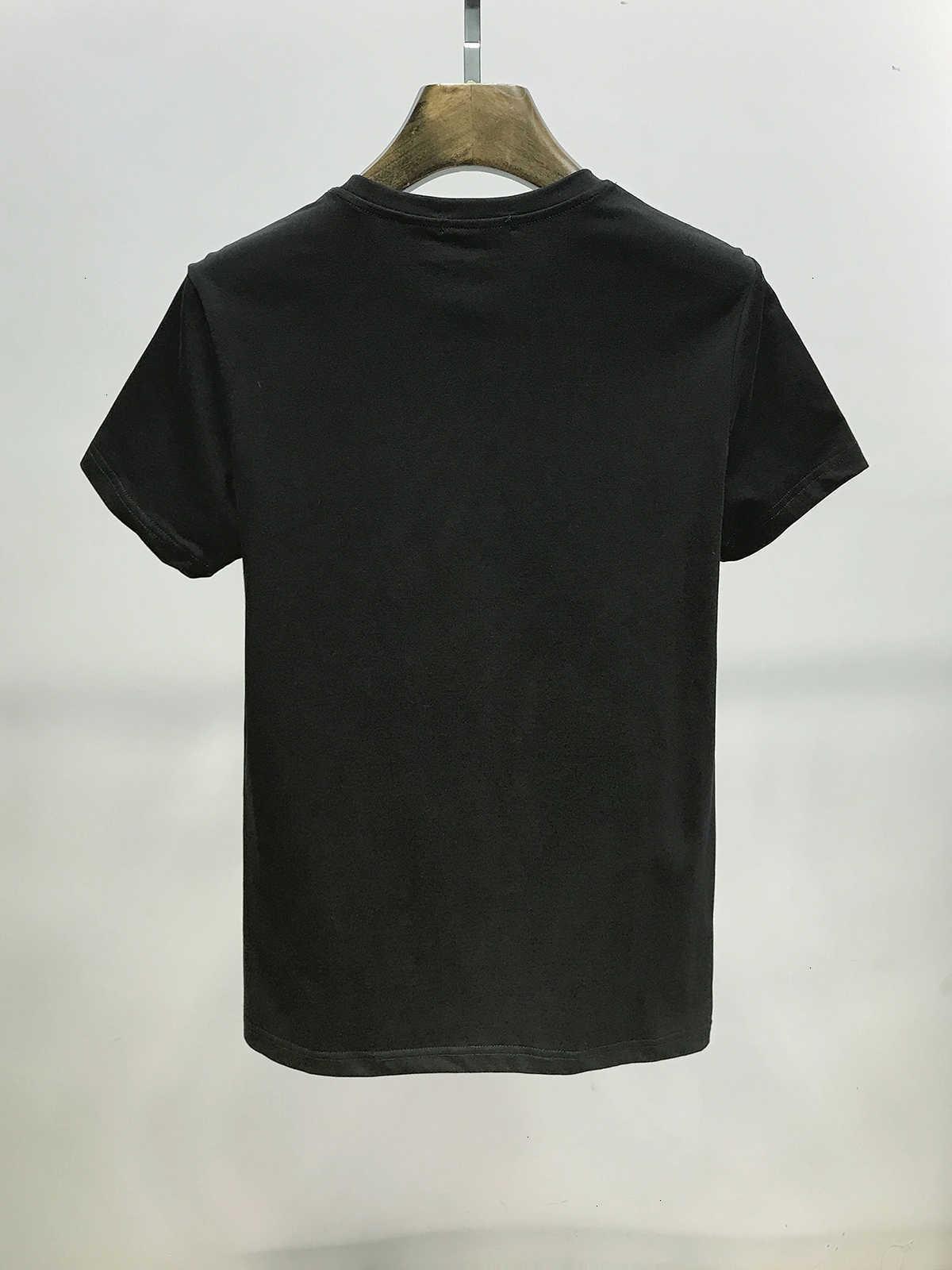 2020 nuovi uomini magliette di moda in cotone manica corta della maglietta di formato M-3XL @ 57 GNMX