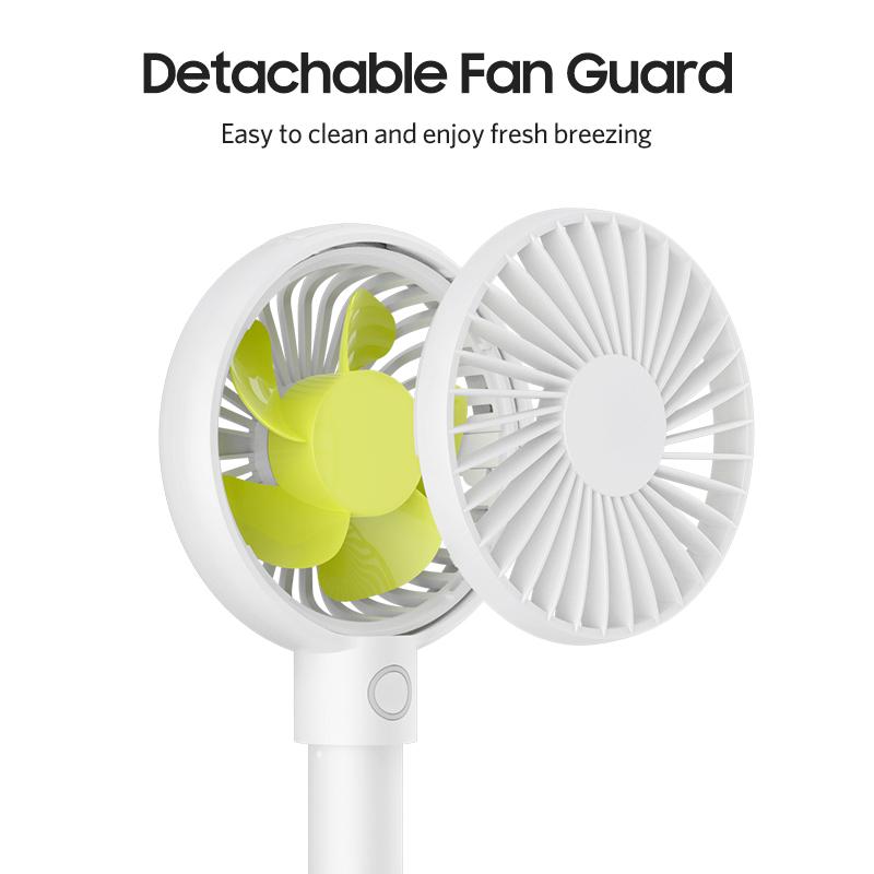 093 Mini Fan Creative Sun Flower Fan USB Mini Silent Desktop Small Electric Fan Student Summer Portable Small Fan