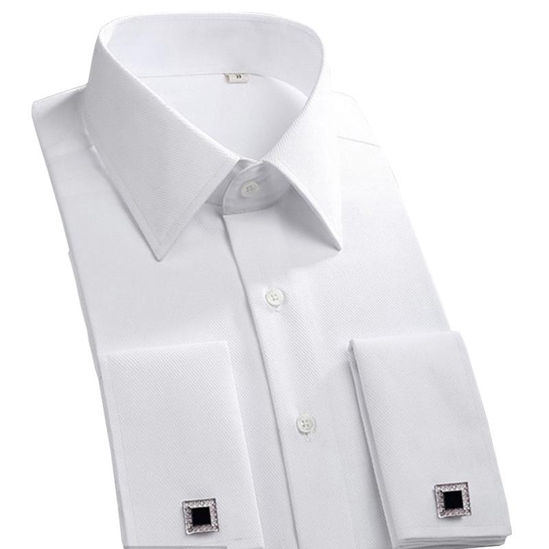 Venta 1 Par De Plata Clásico Superman Cufflinks Formal Boda Traje De Negocios Camisa