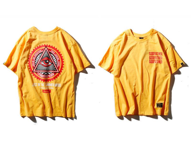 Geometry Triangle T Shirts 1