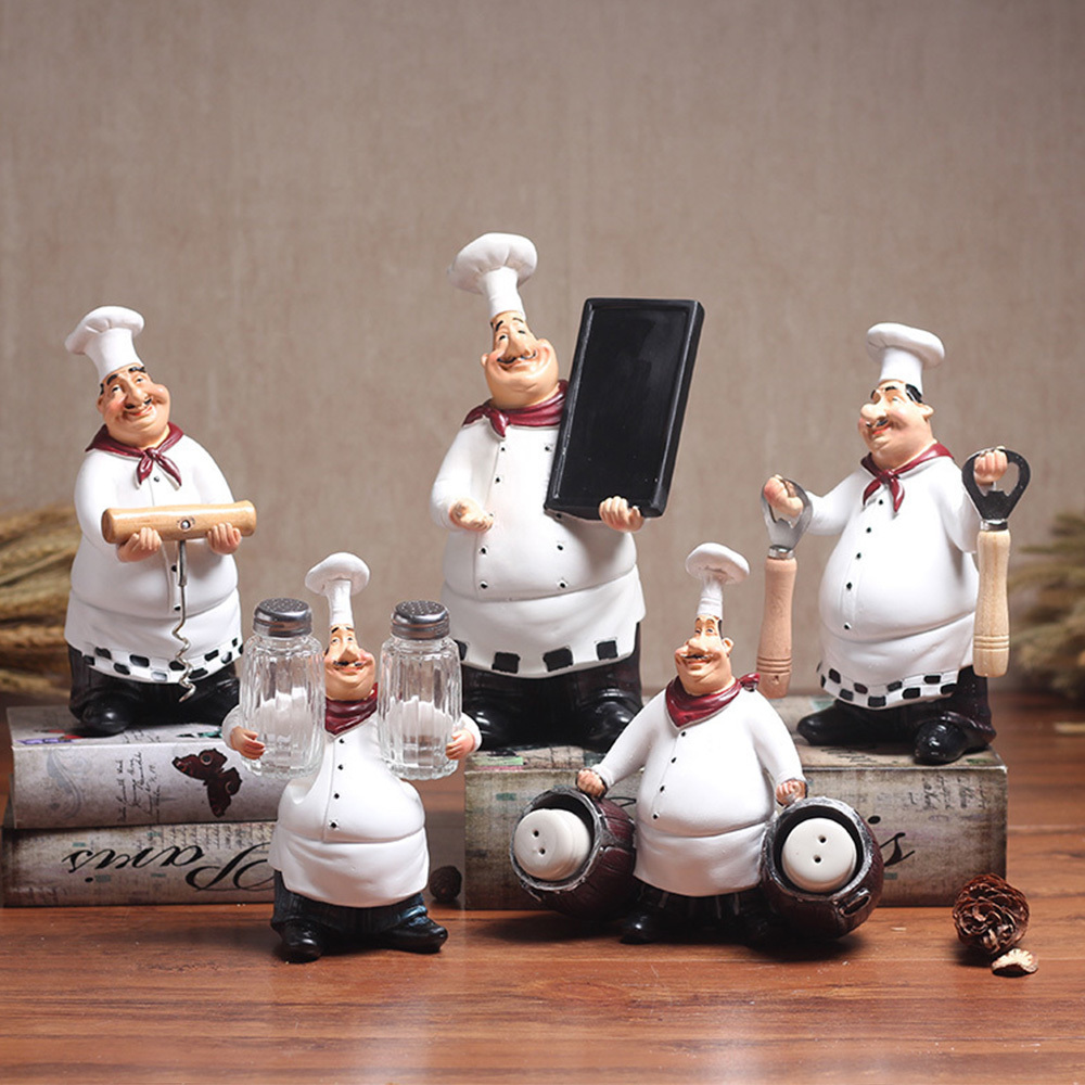 Fat Chef Kitchen Decor Wholesale  from www.dhresource.com