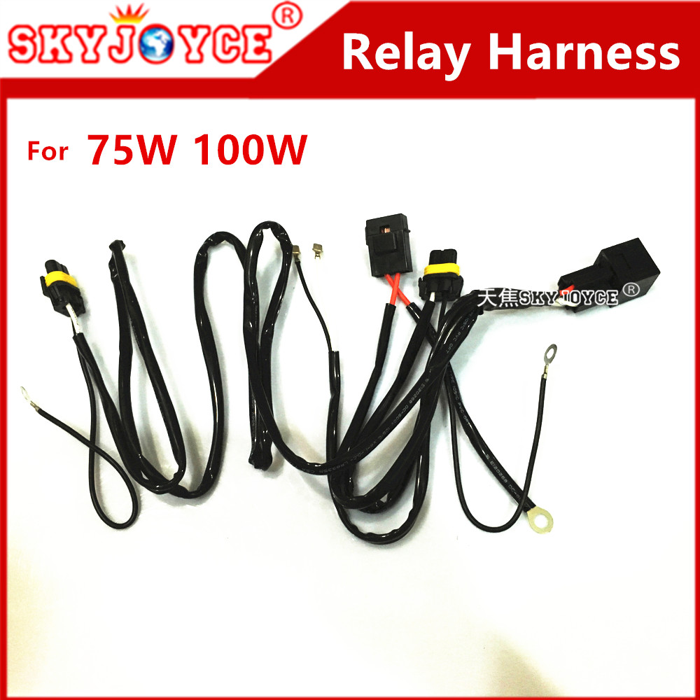 wholesale hid relay wiring harness - buy cheap in bulk from china ...  dhgate.com