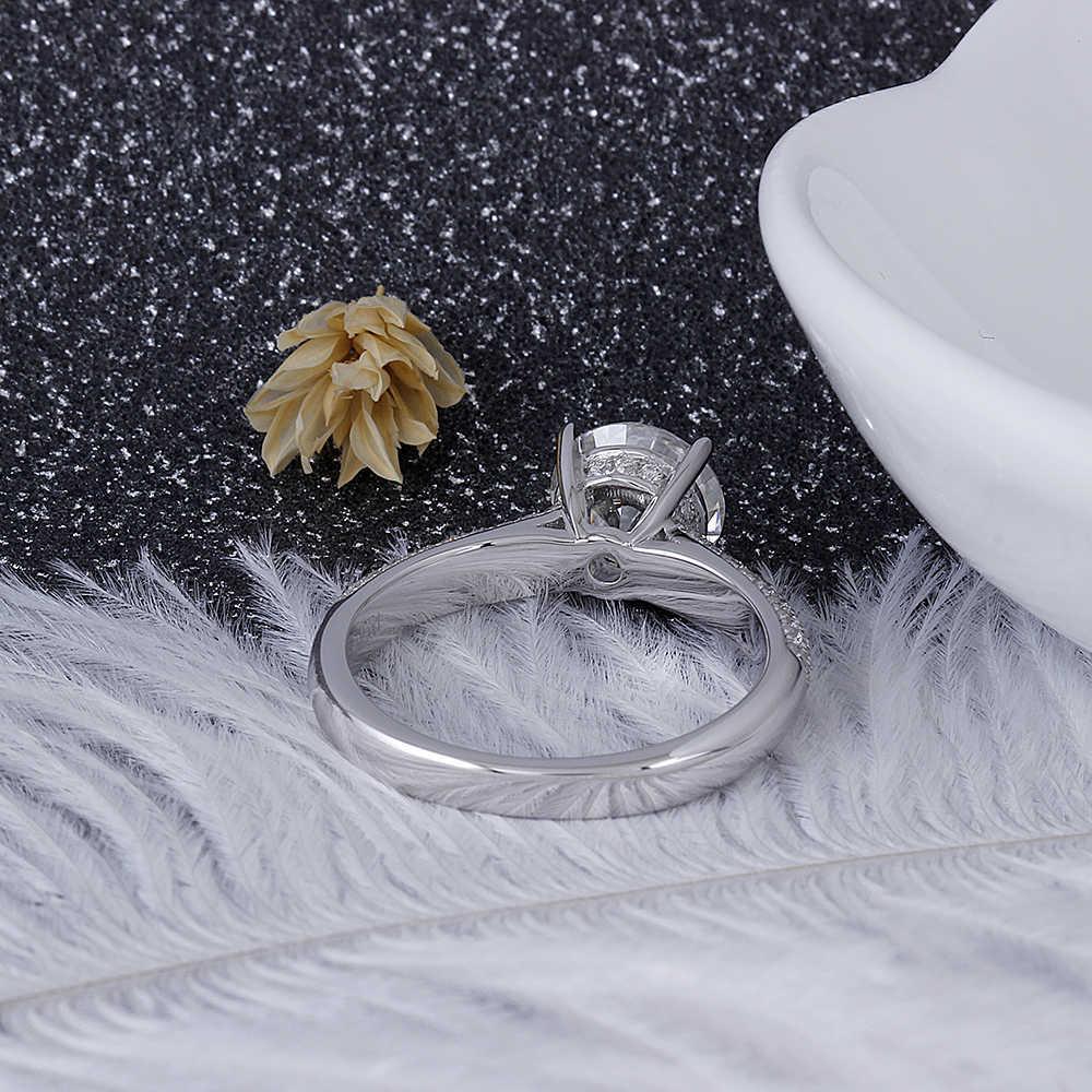 1.5CT moissanite engagement ring (3)