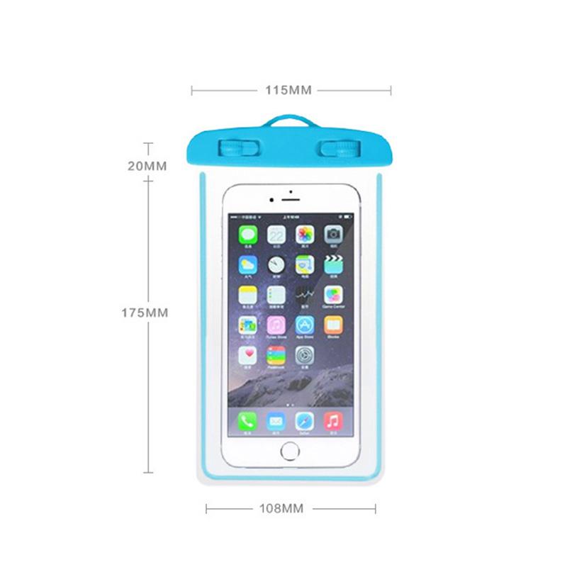 Водонепроницаемый Телефон Сумка Универсальный Подводный Сухой Чехол Для Samsung Galaxy S9 S3 S4 S5 S6 S7 Edge S8 Plus Открытый Крышка