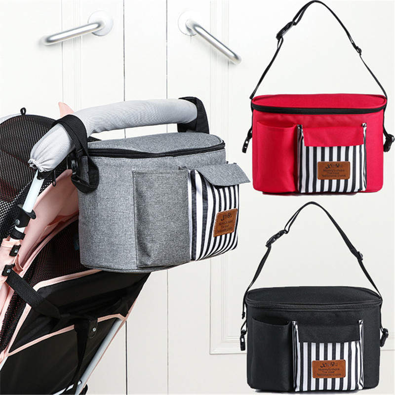 Universal baby stroller Crochets Fauteuil roulant Pram Cintre Baby Shopping Sac Clip QK