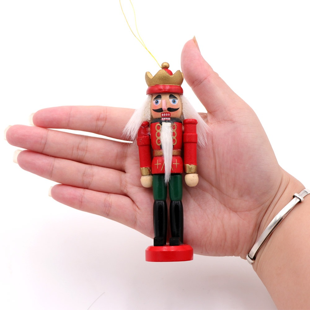 Nutcracker ornaments (3) -