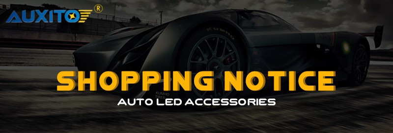 Auxito-SHOPPING NOTICE