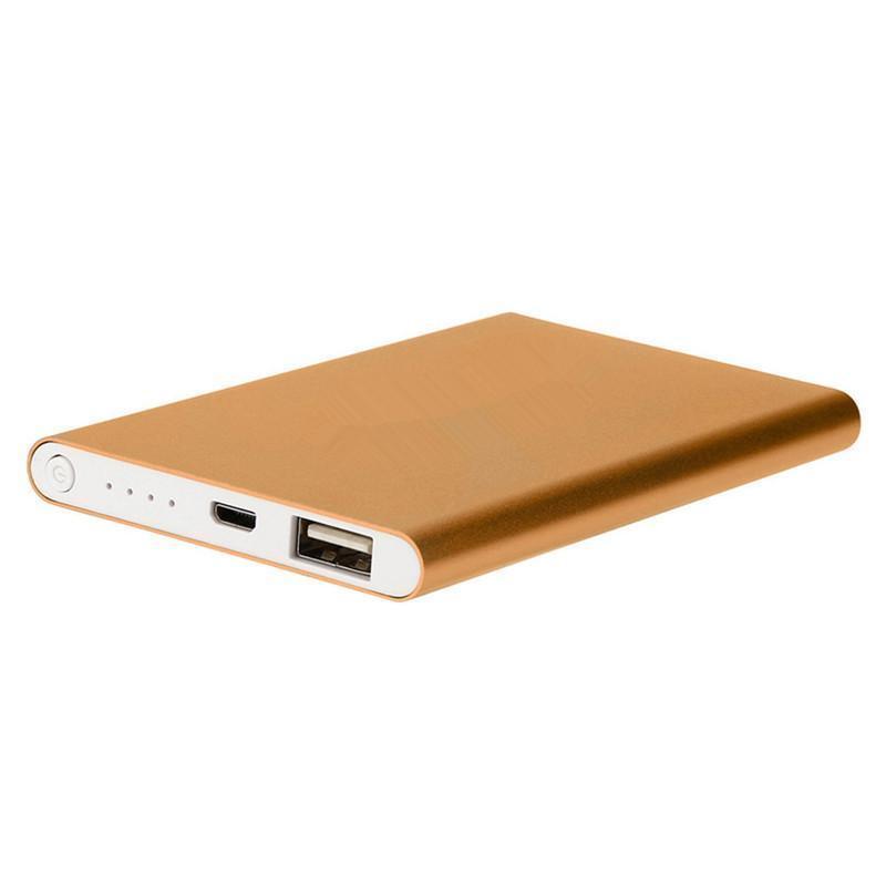 Ultra Thin Slim Powerbank 8800mah Ultra Thin Power Bank For Mobile Phone Tablet Pc External Battery