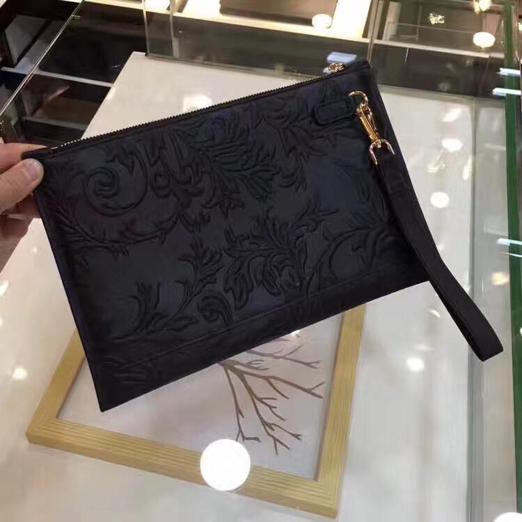 2019 yeni moda debriyaj çanta marka kalite ve erkekler için mükemmel tasarım çanta dustoping