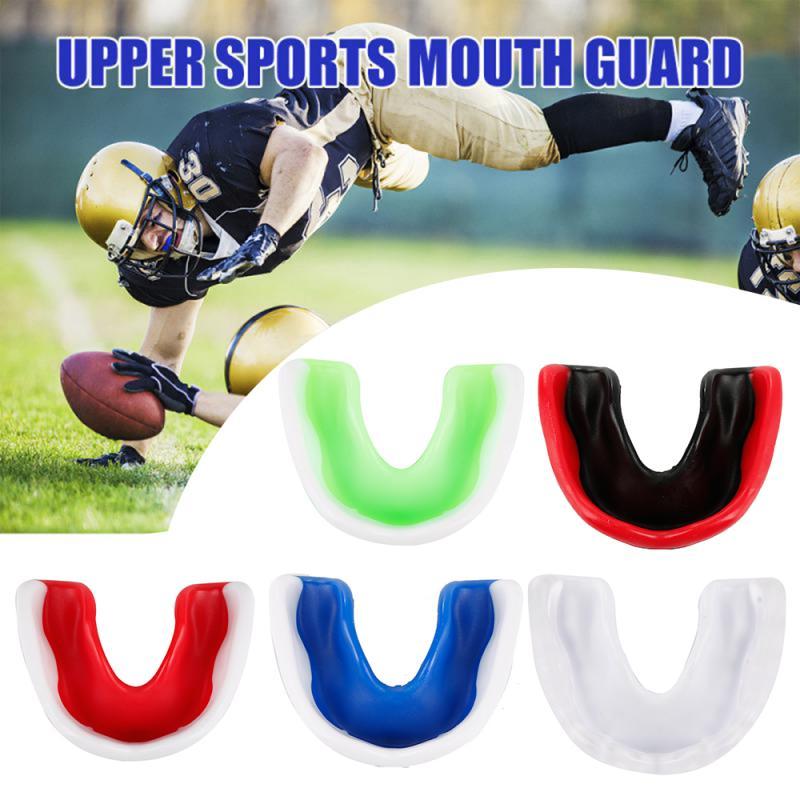 Boxing Taekwondo Sanda Mouth Guard Basketball Sports Tooth Braces