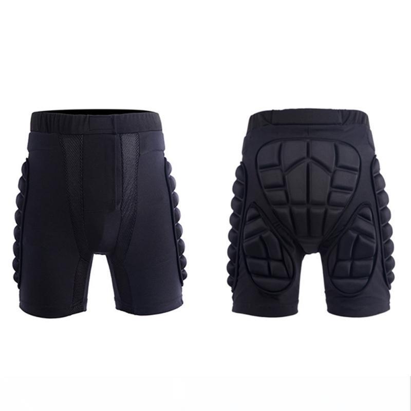 Motorcycle Motocross Skiing Biking Armor Shorts Protection Padded Pants Bum S-XL