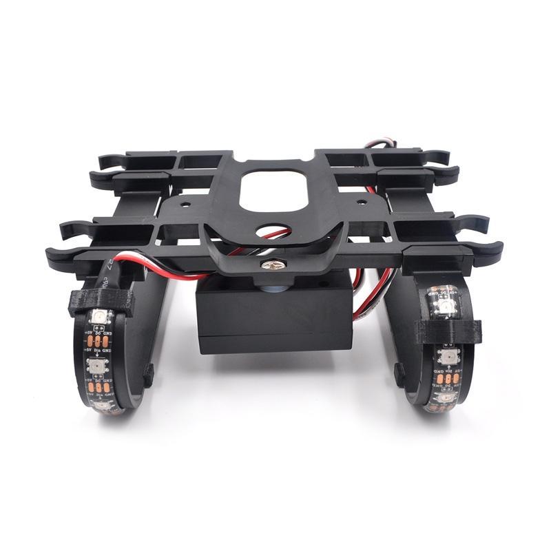hélice Train d/'atterrissage coffre capot de pièces de rechange Pour Syma X5SC X5SW RC Drone