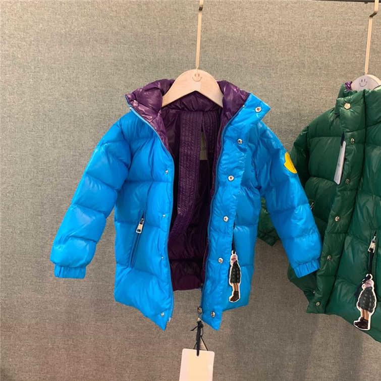 miúdos novos roupas frete grátis Crianças de alta qualidade jaqueta de algodão Jacket 190826 # 110