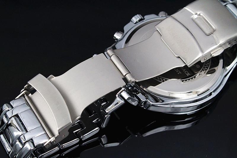 Neues Modell Berühmte Designer Männer Stilvolle Curren Japan Movt Stahl Armbanduhr New Dive Edelstahl Uhr Sport Style Military Herrenuhren