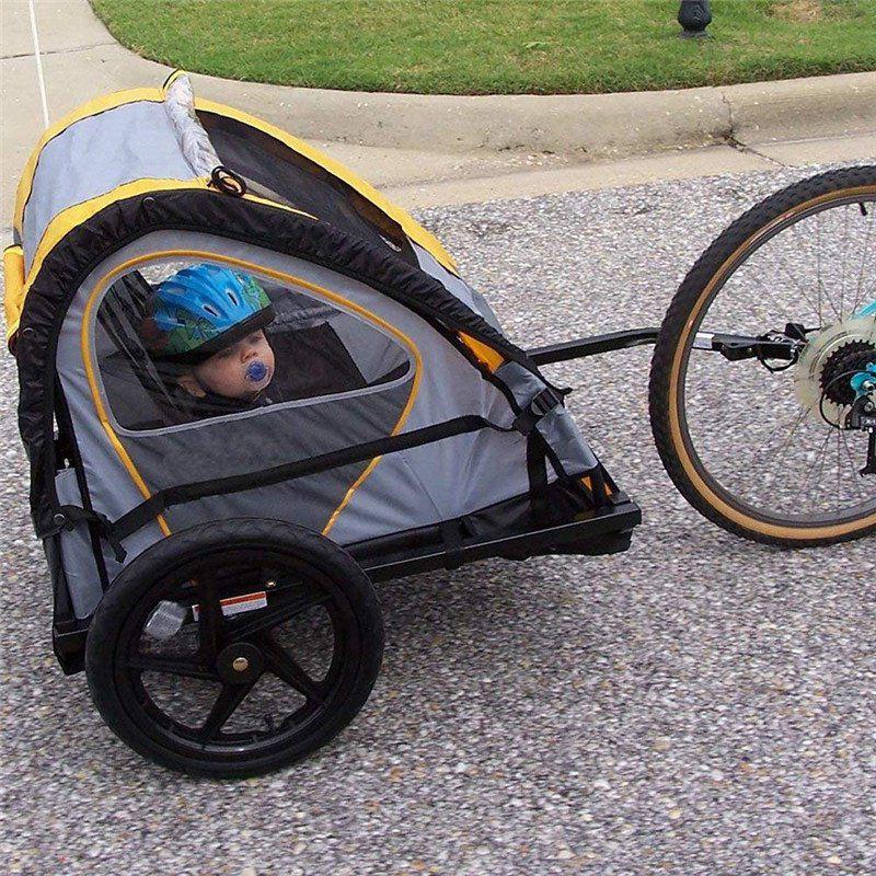 Kupplung Fahrrad Anhänger Anhängerkupplung Werkzeug Deichsel Tragbar Ersatz