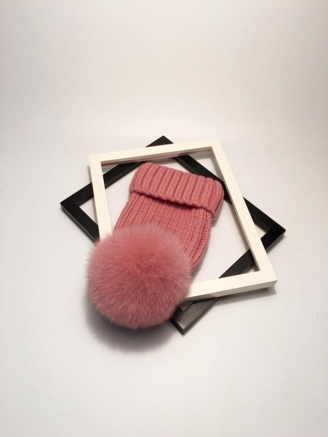 pompom hat fur hat winter hats for women knitted hat winter beanie hat women hat (4)