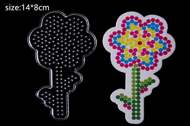 5mm hama beads small template c9