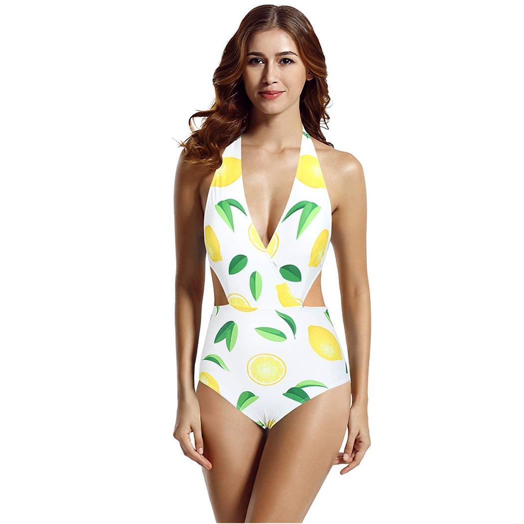 Moda nuova donna costume da bagno intero push up bikini da bagno costumi da bagno costumi da bagno nuova moda bikini push up