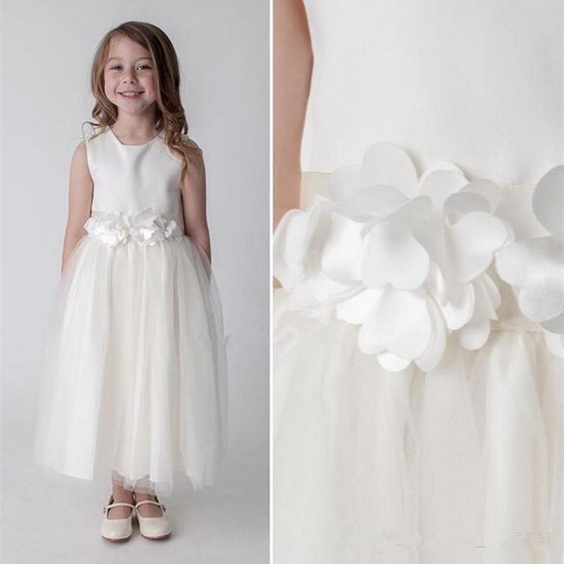 Promotion Robe Blanche Simple Pour Petite Fille Vente Robe Blanche Simple Pour Petite Fille 2020 Sur Fr Dhgate Com