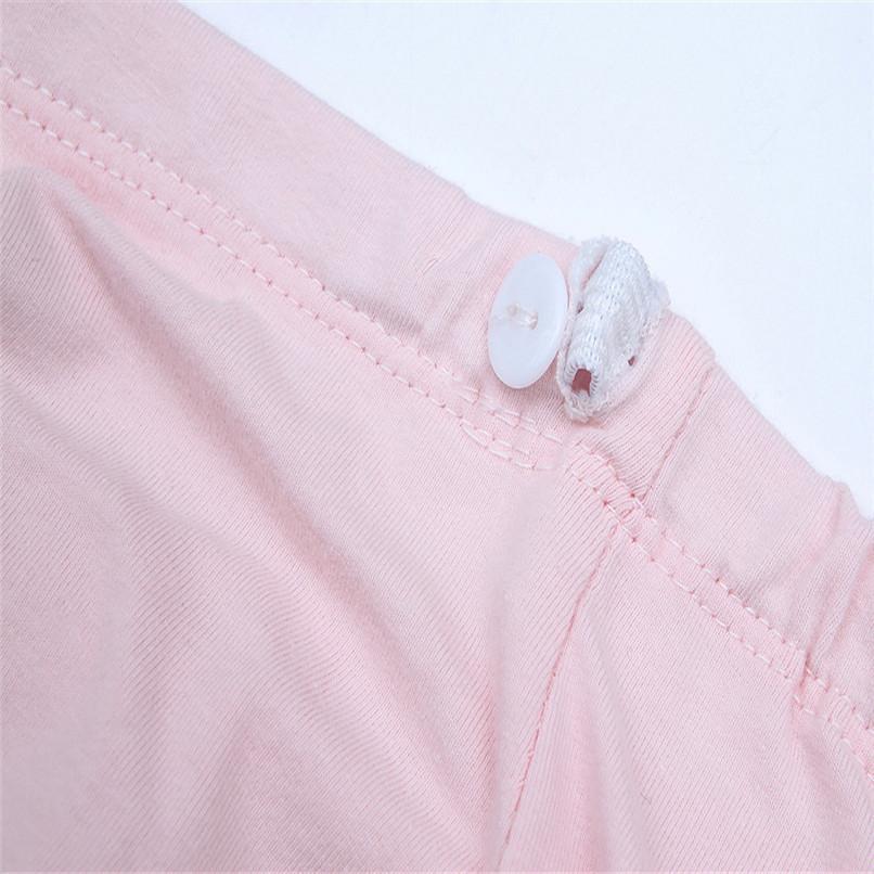 M-XXXL Pregnancy Maternity Clothes Cotton Women Pregnant Smile Printed High Waist Underwear Soft Care Underwear Clothes S14#F (45)