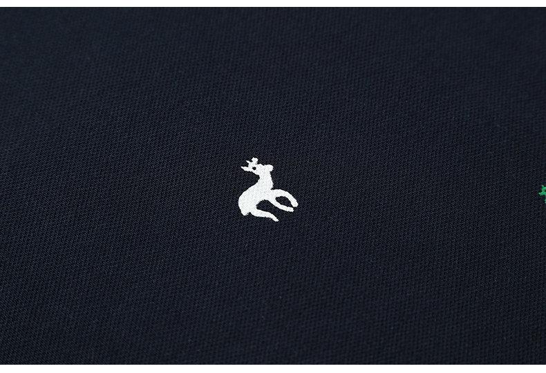 Summer mens polo shirt Cotton polka dot short male polo men top tee quick dry size M-3XL Muls brand fashion Black White Gray1613-08