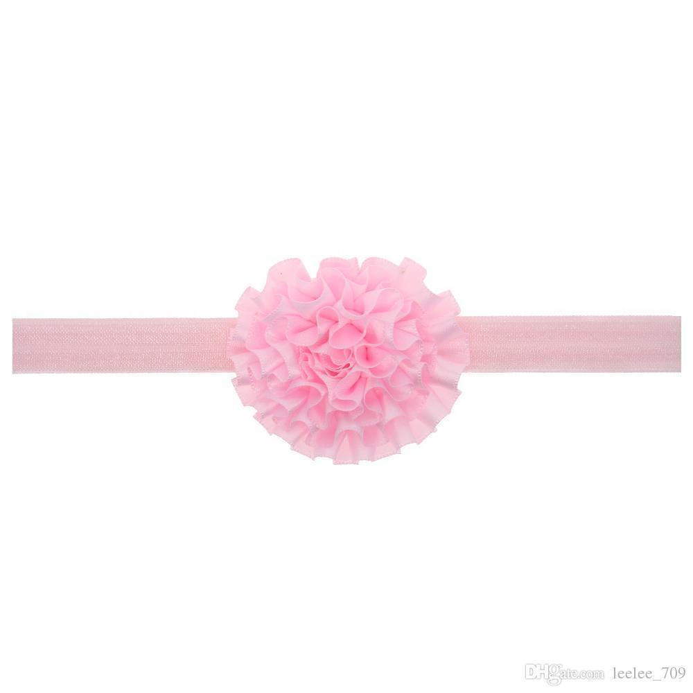 Baby Girl Candy Color Big Bow Headband Design Hair Bowknot Children Solid Color Hairbands Girls Hair Exquisite Baby Hair Accessory