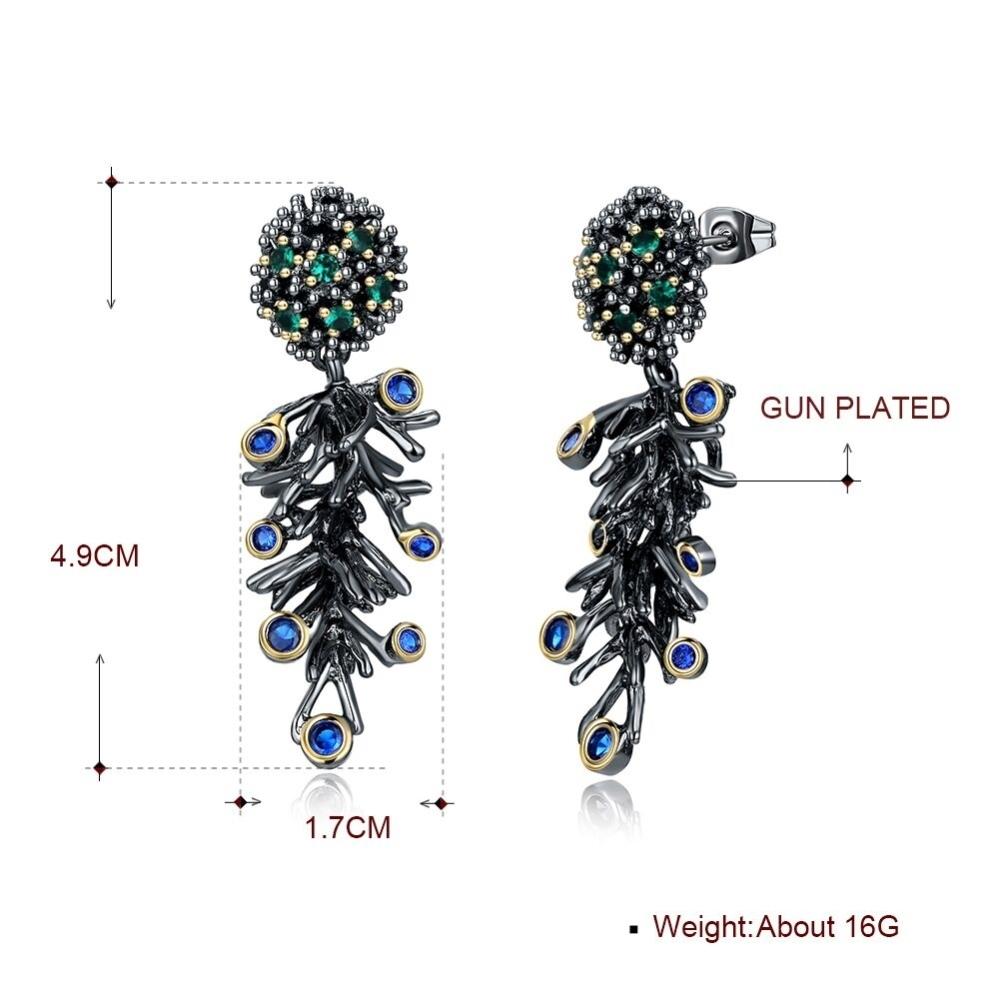 Drop Earrings WE3786 (10)