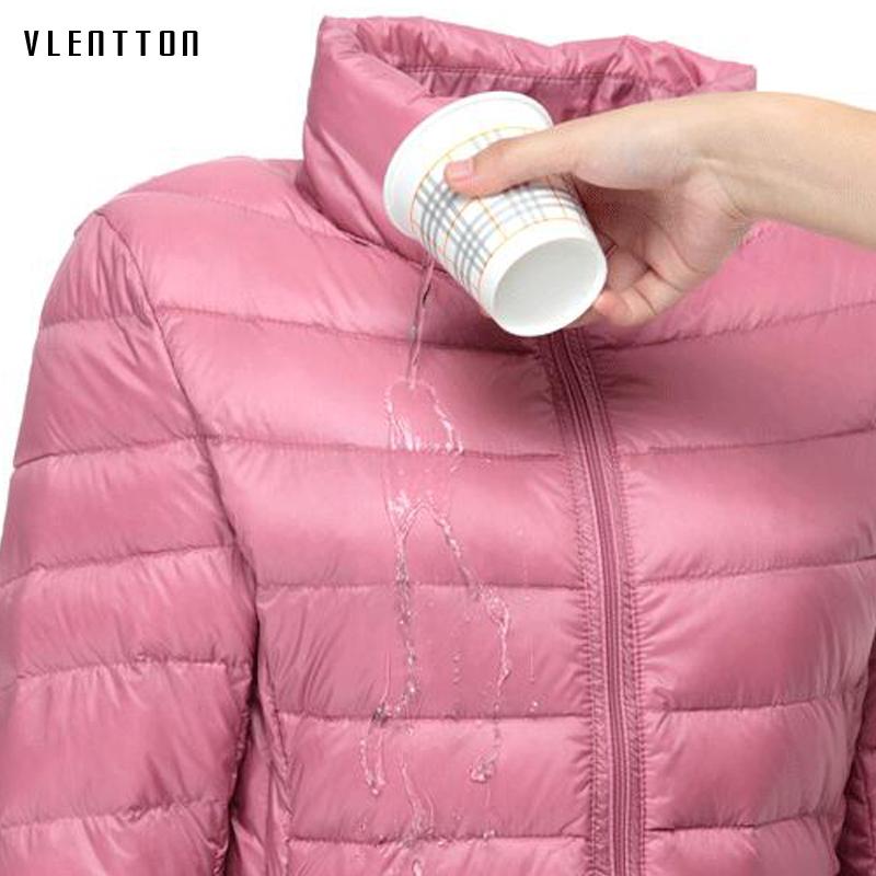 2019 New Ultra Light Duck Down Jackets Women Hooded Winter Coat Long Sleeve Warm Slim 6xl Plus Size Jacket Lady Clothing T190827