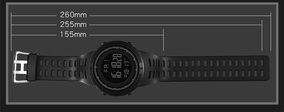Sports Watch Men Digital Electronic Wrist Watch Waterproof LED Fitness Outdoor Watch For Running Chronograph Wristwatch Relojes (18)