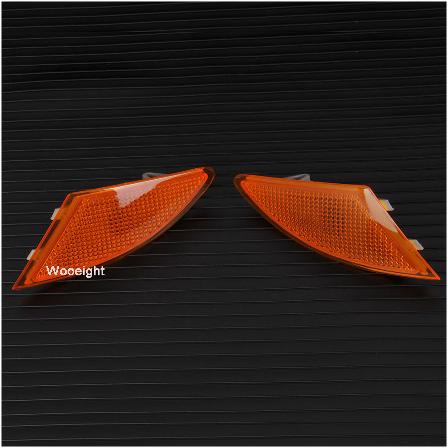Wooeight 1Pc Front Bumper Left Turn Signal Indicator Light Lamp 2518200121 For Mercedes-Benz W251 R320 R350 R500 2007-2009 (3)