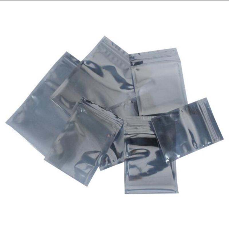 "15x20cm Anti-Static Bags Shielding Zipper Lock Package Pouch For 3.5/"" Hard Drive"