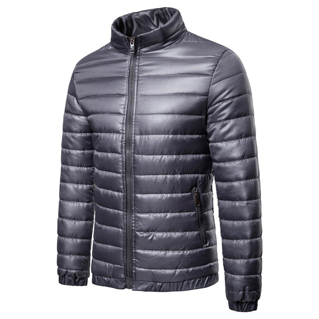 XQS Mens Winter Pu Leather Trucker Thick Outwear Zipper Faux Fur Lined Jackets
