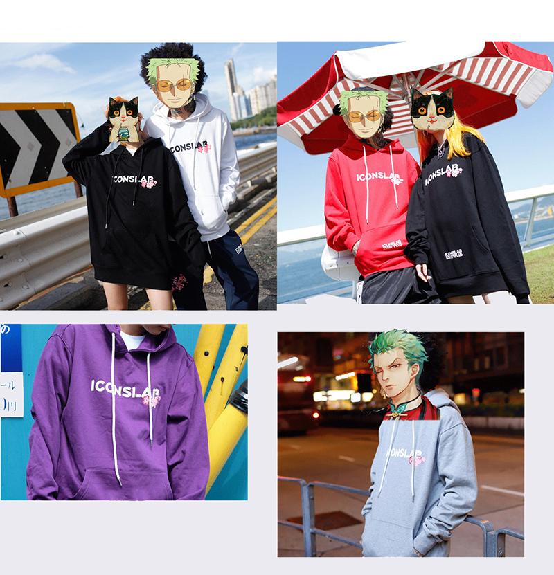 Men`s Sweatshirts & Hoodies Model