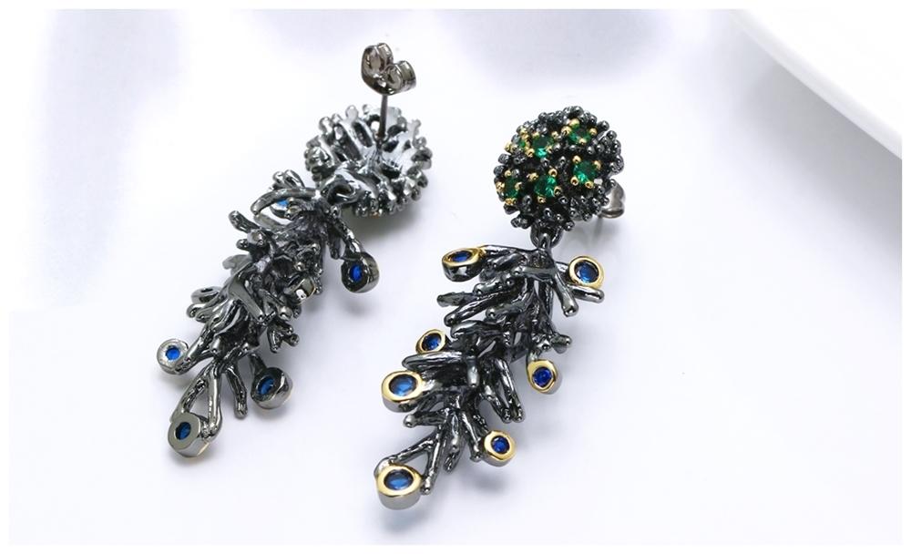 Drop Earrings WE3786 (8)