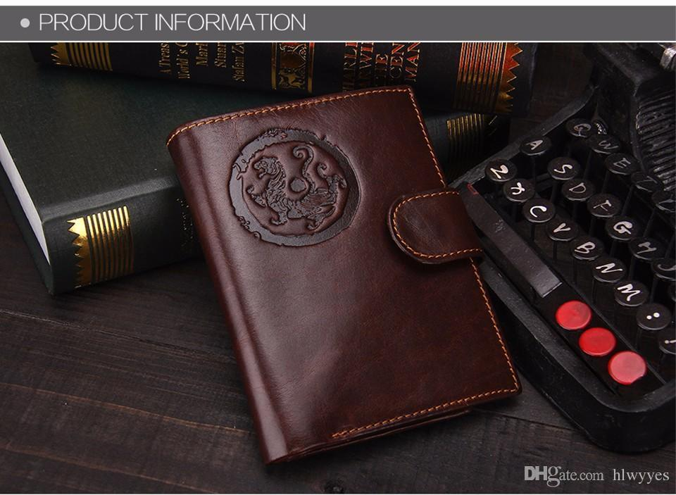 Contact S Real Genuine Leather Mens Passport Holder Wallets Man Cowhide Passport Cover Purse B Male Credit&id Car Wallet