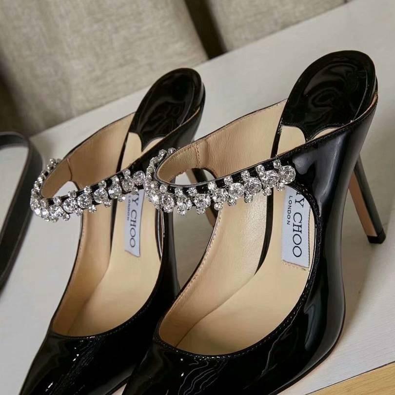 Sapatas de Vestido Elegantes das mulheres Marca de Qualidade E Perfeito Sapatos Simples de Salto Alto sandálias da moda