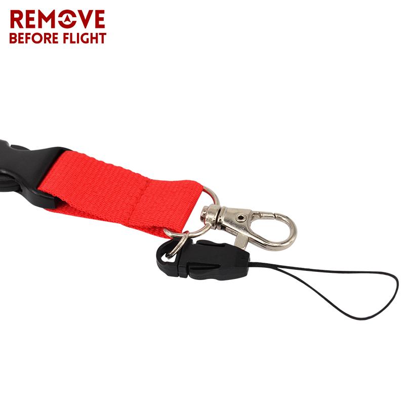 Remove Before Flight Lanyards Neck Strap For Card Badge Gym Key Lanyard for Mobile Phone USB Holder DIY Hang Rope Lariat Lanyard (3)